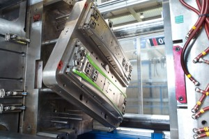 Moule rotatif - Rotating Injection Mold
